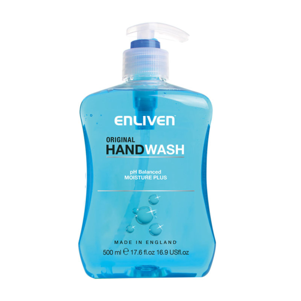 Enliven Anti-Bacterial Handwash Original 500ml