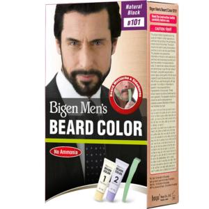 Bigen Mens Beard Colour Natural Black B101