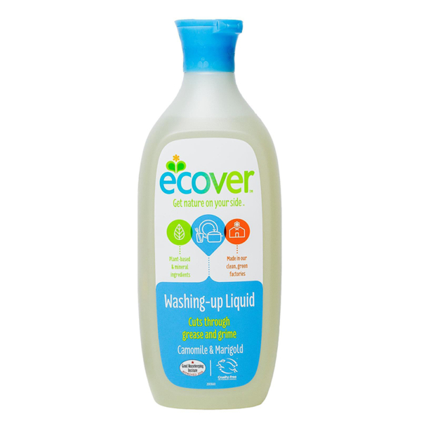 Ecover Washing Up Liquid Camomile And Clementine 500ml