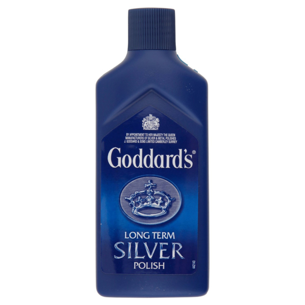 Goddards Long Term Silver Polish 125ml