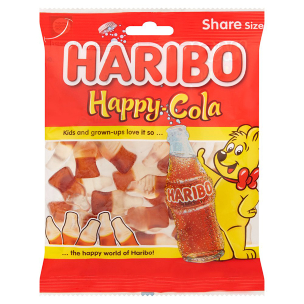 Haribo Happy Cola Candies 140g