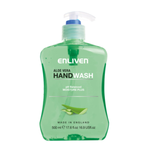Enliven Anti-Bacterial Handwash Aloe Vera 500ml