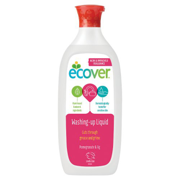 Ecover Washing Up Liquid Pomegranate And Fig 500ml
