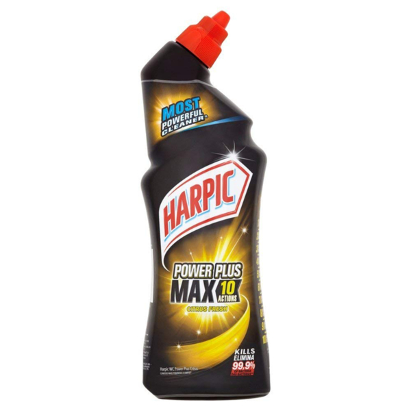 Harpic Power Plus 10X Citrus Fresh