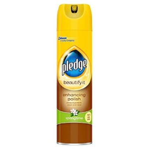 Pledge Beautify it Enhancing Polish Springtime - 250 ml