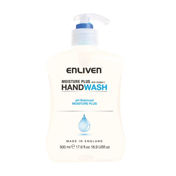 Enliven Anti-Bacterial Handwash Nourishing 500ml