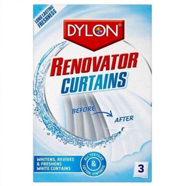 Dylon Renovator curtain whitener