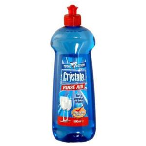 04 Crystale Dishwasher Rinse Aid for Crystal Shine 500 ml 1