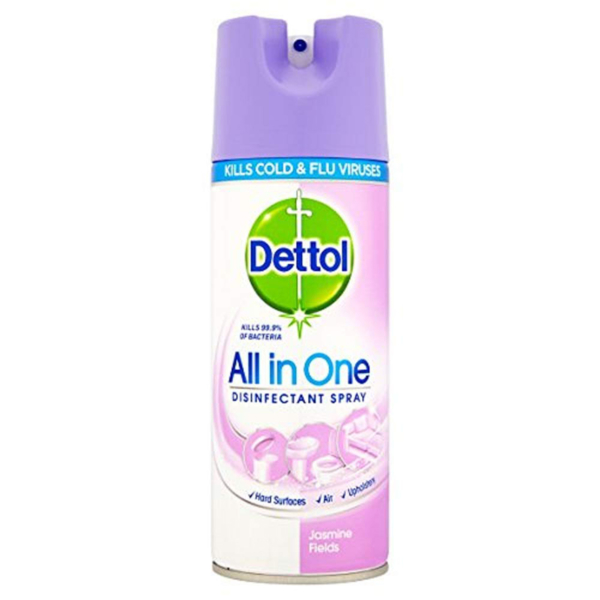 Dettol Disinfectant Spray 400ml - Jasmine