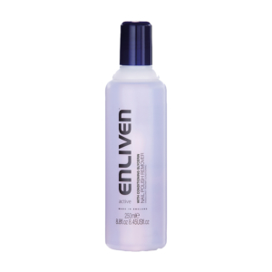 Enliven Nail Polish Remover 250ml  -Purple