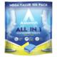 12 Astonish All in One Dishwasher Tablets Lemon Fresh 100 s