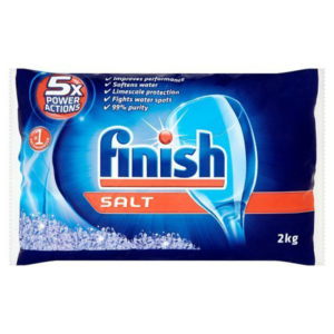 Finish Dishwasher Salt 2 Kg