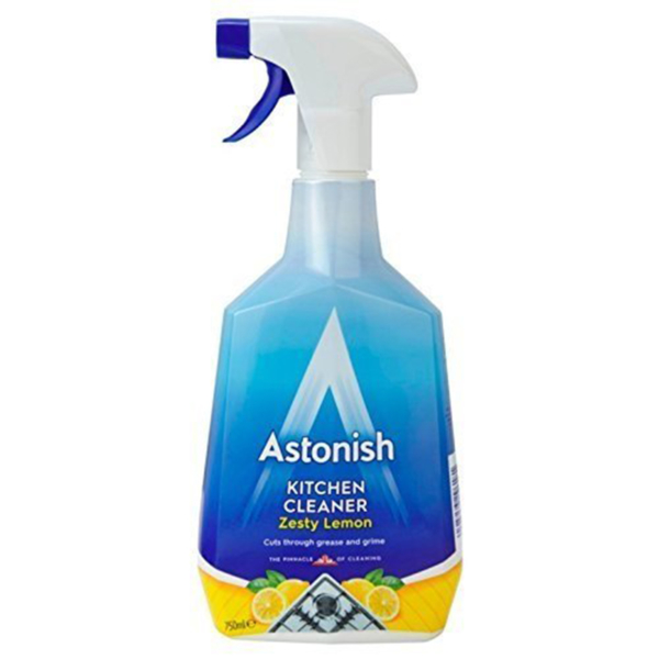 Astonish Kitchen Cleaner Zesty Lemon 750 ml