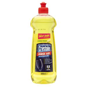 Crystale Rinse Aid Lemon 1000