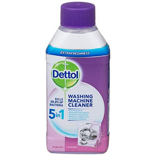 Dettol Washing Machine Cleaner 250ml Lavender 1