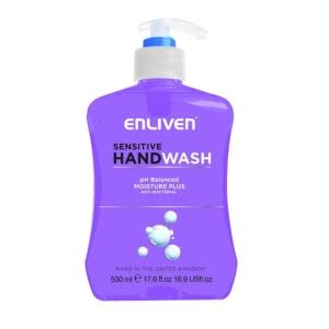 Enliven Sensitive Hand Wash 500ml 1