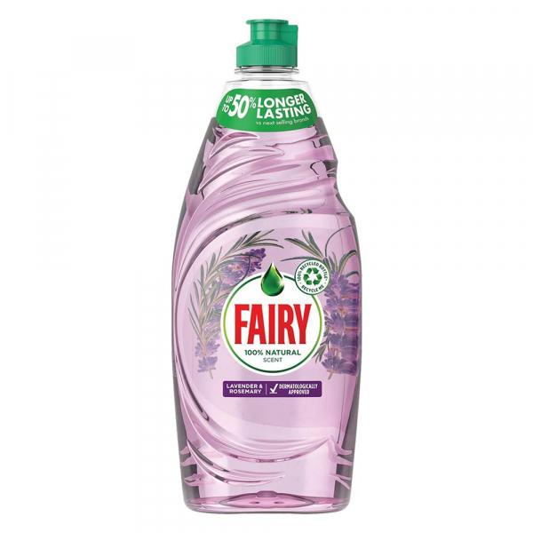 Fairy Dishwasher Liquid 625ml Lavender