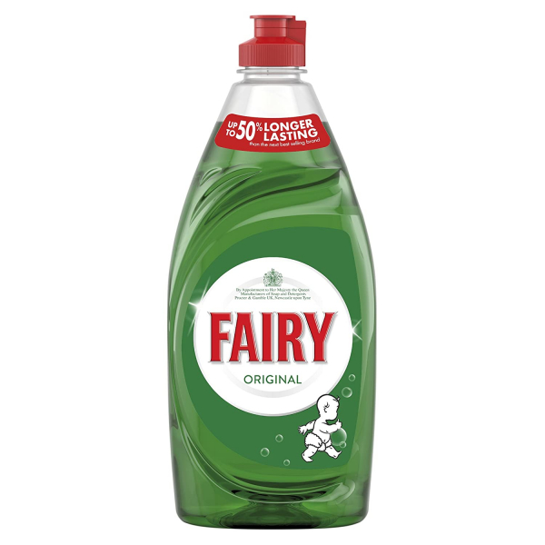Fairy Dishwashing Liquid Original 500ml