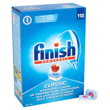 Finish Dishwasher Powerball Classic 110 Tablets