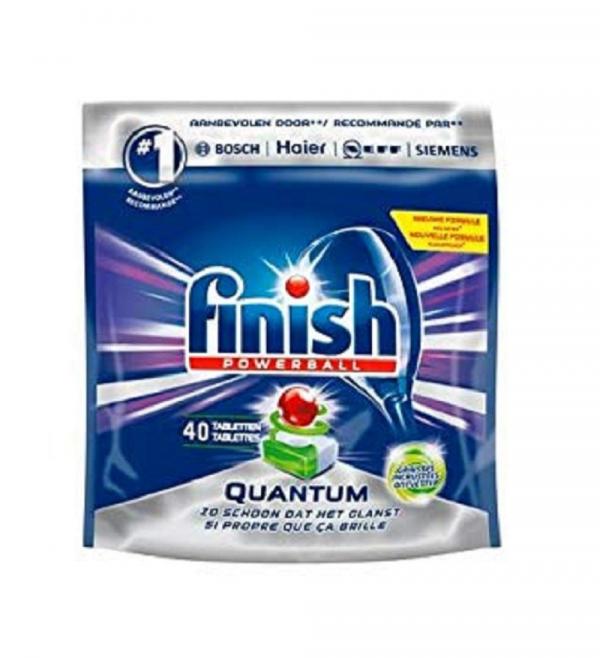 Finish Quantum Dishwasher Tablet 40 2