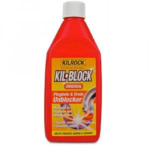 Kilrock 500Ml Drain Unblocker Liquid