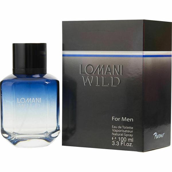 Lomani Wild Eau De Toilette Spray By Eau De Toilette Spray 97.59 mlv