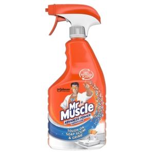 Mr Muscle Advance Power Bathroom Cleaner 750ml