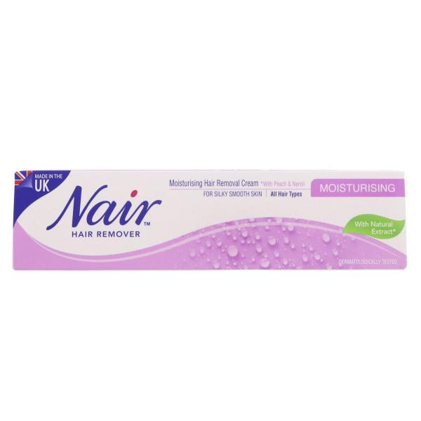 Nair Hair Removal Cream Peach Fragrance with Peach Neroli 110 ml