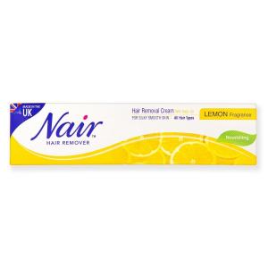 Nair Lemon Hair Removal Cream 110 G