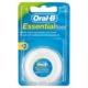 Oral B Essential Waxed Mint Floss 50 M