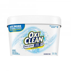 OxiClean White Revive Laundry Whitener Stain Remover 3 lbs 1