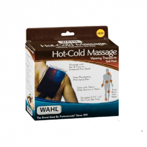 Wahl Hot and Cold Gel Pack Massager