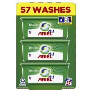 ariel 57 pods
