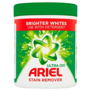 ariel stain remover brighter whites 1 kg