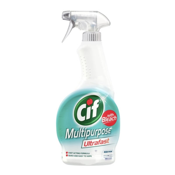 cif ultra fast antibacterial 450 ml 2