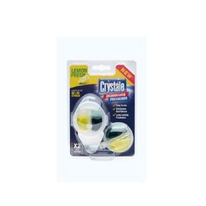 crystale dishwasher freshner 2x6ml