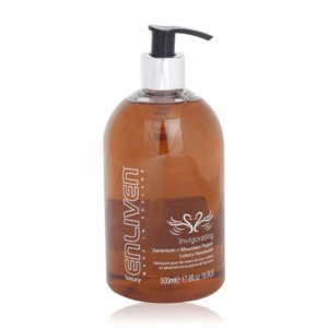 enliven geranium mountain pepper handwash