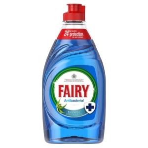 fairy antibacterical 383 ml eucalyptus