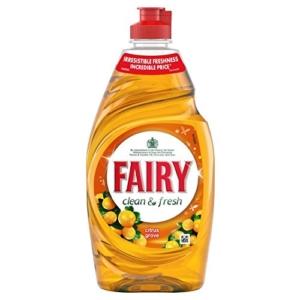 fairy clean and fresh citrus grove