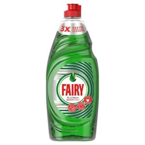 fairy platinum quick wash 625 ml